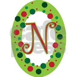 Gift Ideas Letter N Letter N Gifts Merchandise Letter N Gift Ideas Apparel Cafepress