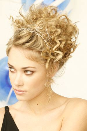 how to do updo hairstyles for long curly hair perfect bridal party hair jillian grace salon west
