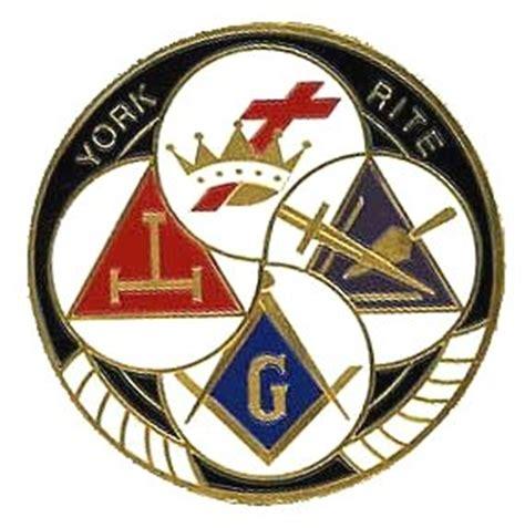 auto car badge emblem york rite knights templar