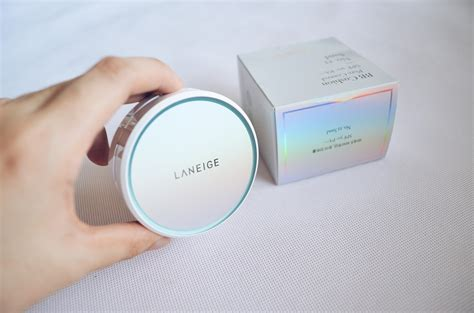 Laneige Bb Cushion New Package 2016 lim new laneige bb cushion pore no 23 sand review