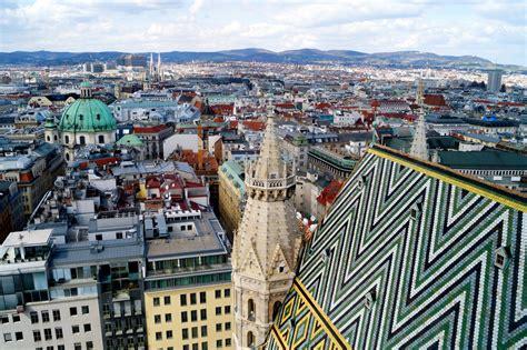 vienna south wien st stephen s cathedral vienna austria view