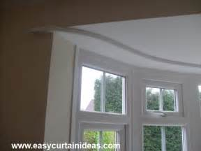 Curved Curtain Rod For Windows Curved Curtain Rods