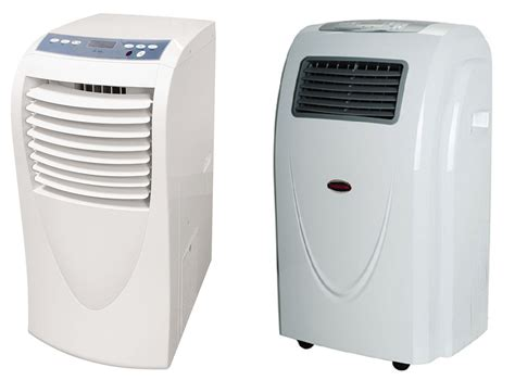 Ac Berdiri Sharp what is the difference between a portable air conditioner