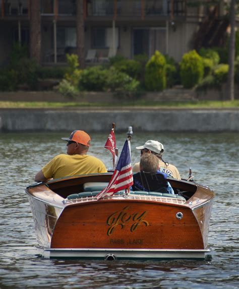 just add water boats owner bass lake california has water just add woody boats and