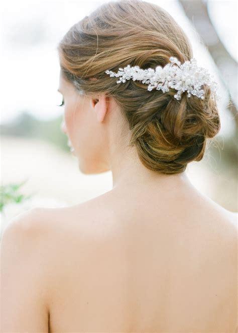 Everly Beaded Bridal Headpiece Tania Maras Bespoke
