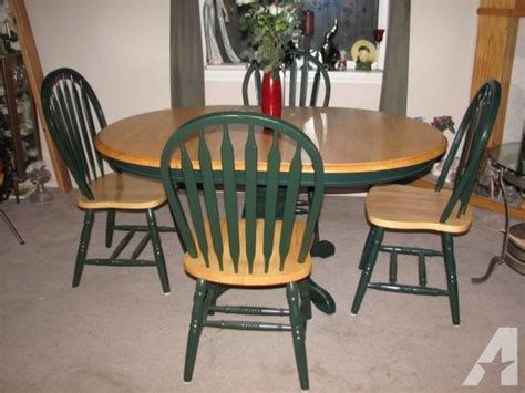 Corvallis Dining Table Dining Table And 4 Chairs Eugene For Sale In Corvallis Oregon Classified Americanlisted