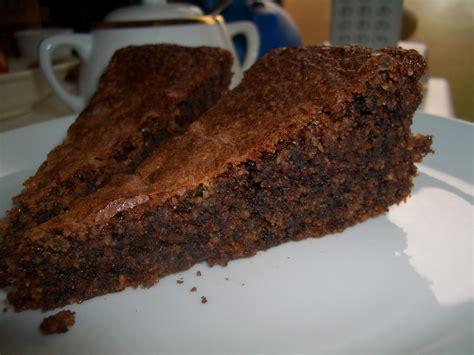 schokoladen kuchen rezept schokoladen mandel kuchen rezept appetitlich foto