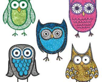 Umbrella Wafell Owl Glitter owl svg owl monogram svg owl clipart owl wall decor
