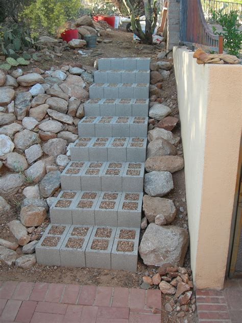 Cement Flagstone Patio Steps Step By Step