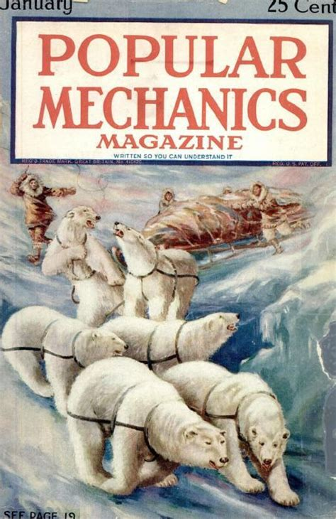 Vintage Popular Mechanics Magazine, Volume 3 DVD, 1921