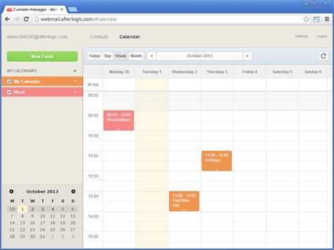 doodle calendar open source mailsuite pro pop3 imap smtp webmail mail server for