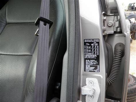 Ford Interior Trim Codes by How To Find The Paint And Interior Trim Codes On Your Ford