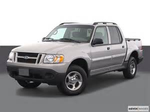 2005 ford explorer sport trac photos informations