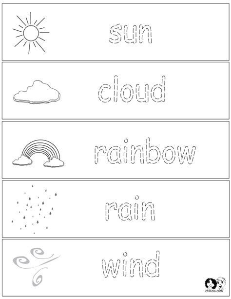 best sheets for warm weather preschool weather worksheets worksheets for all download