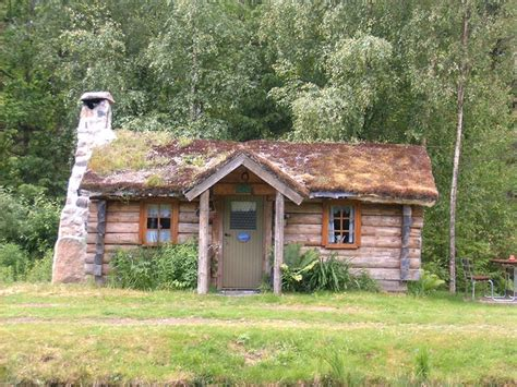 log and sod roof sod roof log cabin green roofs