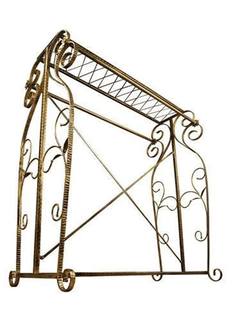 Decorative Coat Rack by Brand New Free Standing Decorative Antique Bronze Iron