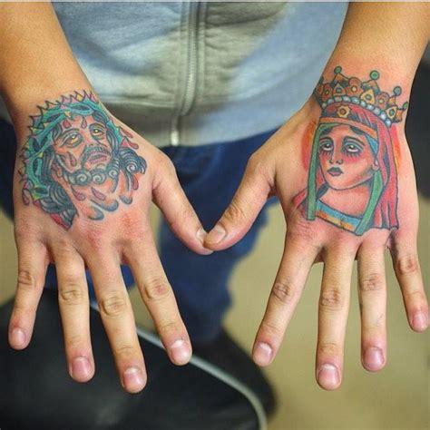 Tattoo Jesus Cristo Na Mao | 70 tatuagens de jesus cristo impressionantes