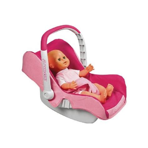 Baby Doll 3 In 1 Maxi Collection smoby maxi cosi and quinny pushchair pram and car seat dolls playsets toys and