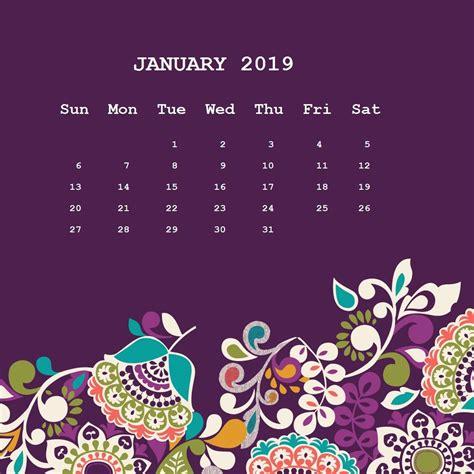 january  desktop background wallpaper latest calendar