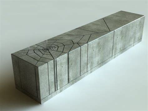 concrete benchs 25 best ideas about concrete bench on pinterest concrete wood bench modern outdoor