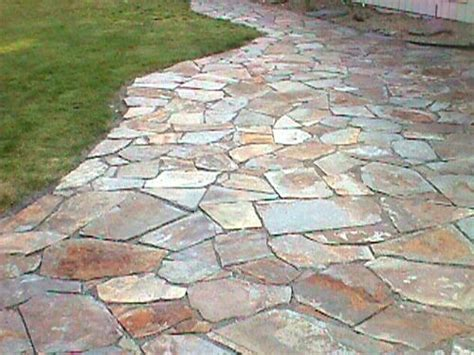 northwest spokane seattle flagstone company bedrock llc