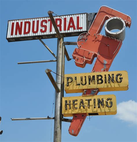 Bozeman Heating And Plumbing by Plumbing Signs Roadsidearchitecture