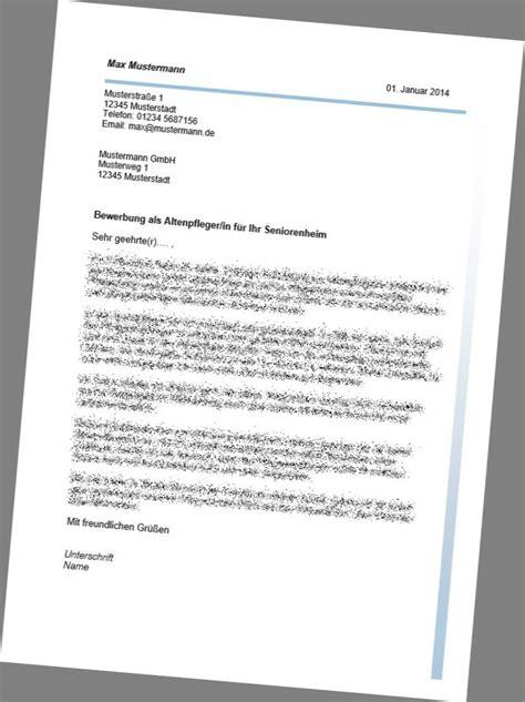 Bewerbungsschreiben Altenpflegerin Bewerbungspaket F 252 R Den Beruf Der Altenpflegerin