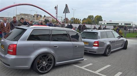 audie rs4 audi rs4 avant b5 with rs4 car trailer