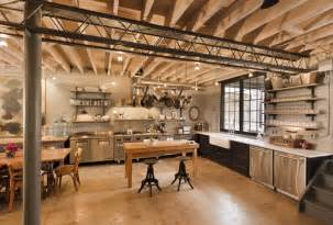 Restaurant Kitchen Faucets industrial style kitchen design ideas marvelous images