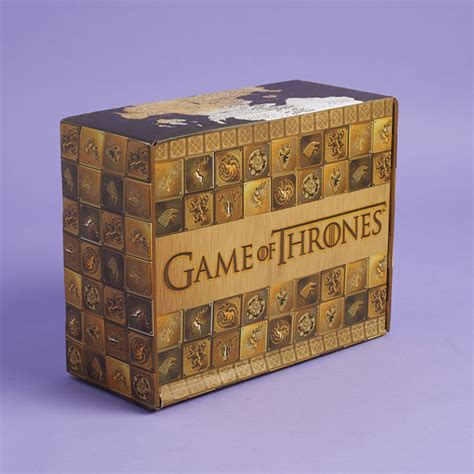 noble houses of westeros game of thrones box review noble houses of westeros winter 2017 my subscription