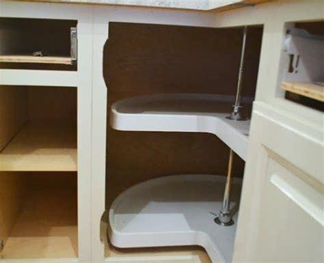 installing lazy susan corner cabinet corner cabinet lazy susan door hinges woodworking