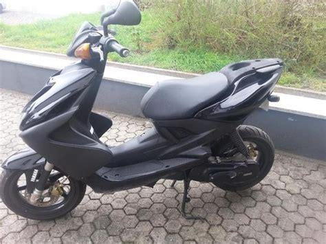 Motorroller Aerox Gebraucht by Aerox Roller In Gro 223 Ostheim Yamaha Roller Kaufen Und
