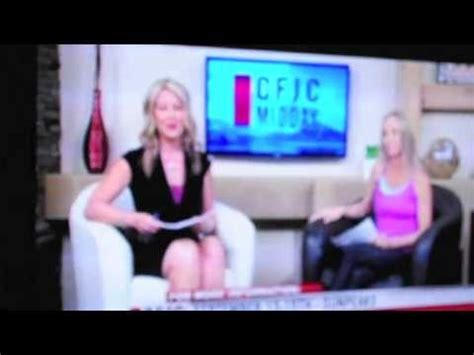 cfjc midday show with susan edgell youtube