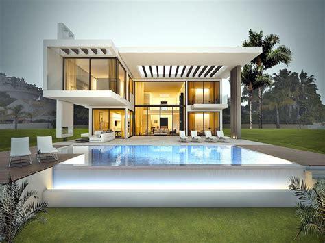 moderne luxusvilla immobilien marbella h 228 user villen und wohnungen