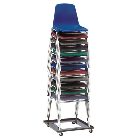 Stack Chair by National Seating Dy 81 Stacking Chair Truck Dolly Trolley Cart Caddy Folding Chair Depot