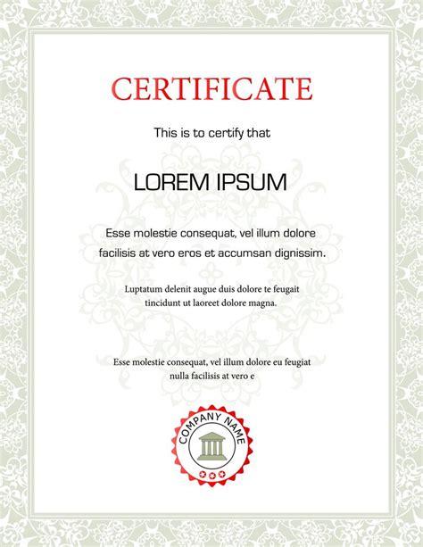 certificate design software mac 25 best ideas about certificate design template on