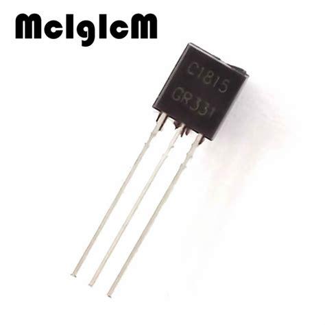 transistor c1815 substituto transistor c1815 npn 28 images 100pcs c1815 transistor npn 50volts 150ma to 92 транзистор