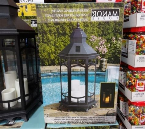 Costco Patio Lights Lighting Ceiling Fans Solar Outdoor Lanterns Costco Modern Intended For Costco Outdoor Solar