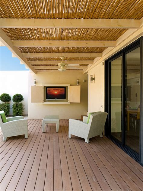 Patio Ideas Cape Town Gallery For Gt Bamboo Covered Pergola Patio Designs