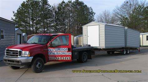 trailer house movers in texas storage buildings movers in georgia 770 943 2265