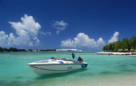 fishing boat hire mauritius speed boat trip