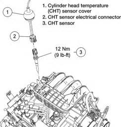 Ford Ranger Coolant Temperature Sensor Location 2000 Ford Ranger Thermostat Location Submited Images Pic2fly