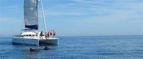 catamaran cruise estepona marbella catamaran sailing yacht charters in marbella