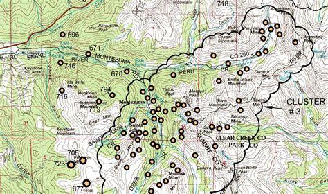 gold prospecting in texas map colorado gold maps colorado gold panning maps colorado gold prospecting maps gold prospecting