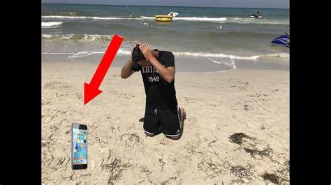 jai perdu mon iphone   la plage youtube