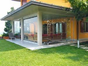 Closed Patio Designs Patio Closed With Folding Glass Doors Water And Airproof