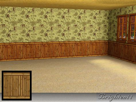 Bamboo Wainscoting by Brighten11 S Br11 Bamboo Wainscoting