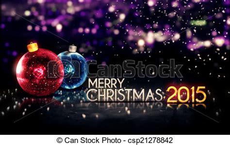 Imagenes De Merry Christmas 2015   dessin de joyeux no 235 l 2015 nuit bokeh beau 3d
