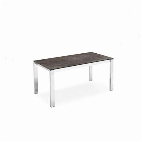 extensible table table extensible en c 233 ramique et m 233 tal baron connubia