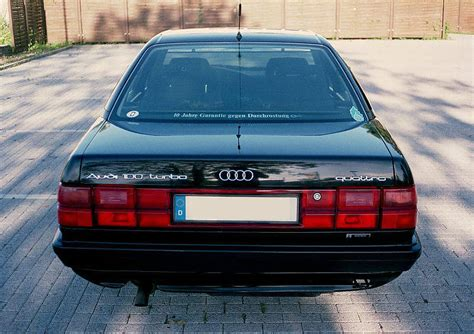Audi 100 Turbo by View Of Audi 100 Turbo Photos Video Features And Tuning